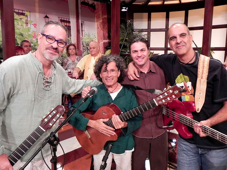 Juan Mesa Baifo Folk Television Programa Tenderete