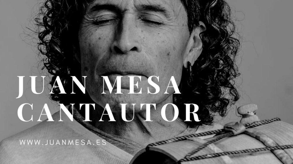 Juan Mesa Artista, Cantante y Compositor